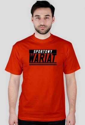 BStyle - Sportowy Wariat (Koszulka dla sportowca)