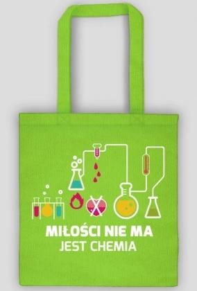 Miłości nie ma jest chemia (Eko Torba) - BStyle.pl