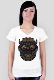 Koszulka damska (Sowa)