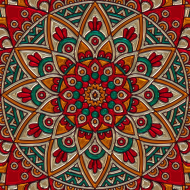 Bluza damska (Ornament)