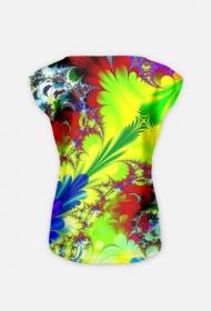 Koszulka damska (Abstract8)