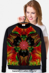 Bluza damska (Abstract7)