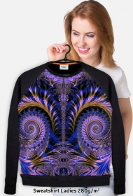 Bluza damska (Abstract11)