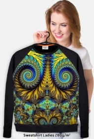 Bluza damska (Abstract12)