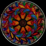Koszulka damska (Mandala5)