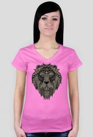Koszulka damska (Lew)