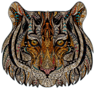 Bluza damska (Tygrys)