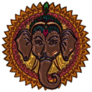 Bluza damska (Mandala słoń)