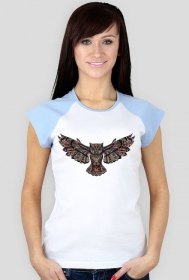 Koszulka damska (Sowa2)