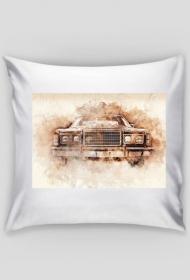 Poszewka na poduszkę (Samochód3)