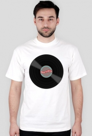 Koszulka męska (Płyta winylowa)