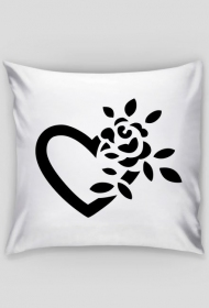 Poszewka na poduszkę (Serce3)