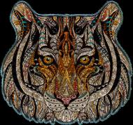 Koszulka damska na ramiączkach (Tygrys)