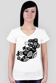 Koszulka damska (Smok)