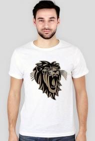 Koszulka męska (Lew2)