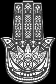 Bluza męska (Aztec hand)