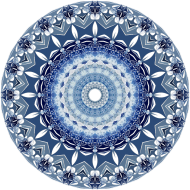 Koszulka damska (Mandala6)
