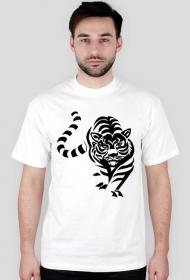 Koszulka męska (Tygrys2)