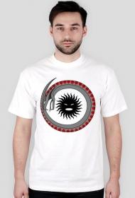 Koszulka męska (Wąż)