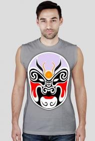 Koszulka męska bez rękawów (Maska3)