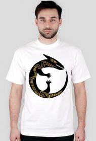 Koszulka męska (Jaszczurka)