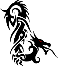 Bluza męska (Smok7)