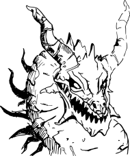 Bluza męska (Smok8)