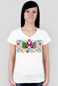 Koszulka damska (Folk)