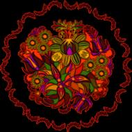 Eko Torba (Mandala Kwiaty)