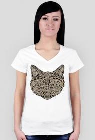 Koszulka damska (Kot)