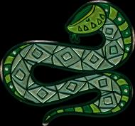 Koszulka damska (Wąż)