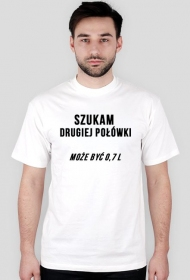 Koszulka męska (Szukam drugiej połówki...)