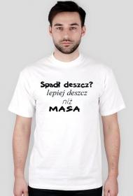 Koszulka męska (Spadł deszcz?...)