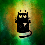 Kubek (Kot z serduszkiem)