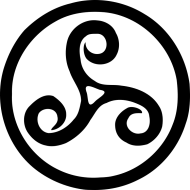Koszulka damska (Wzór celtycki, pogański)
