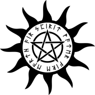 Bluza męska (Wzór słowiański, pogański)