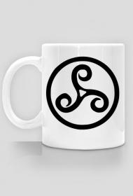 Kubek (Wzór celtycki, pogański)