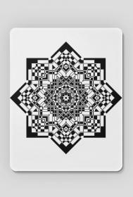 Podkładka pod myszkę (Mandala gwiazda)