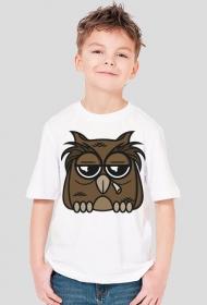 Koszulka dziecięca (Sowa)