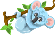 Koszulka dziecięca (Koala)