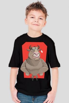 Koszulka dziecięca (Byk)