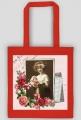 Torba bawełniana (Dziewczynka Vintage)