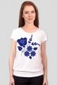 Koszulka damska (Wzór ludowy)
