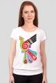 Koszulka damska (Ptak Folk)