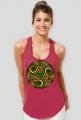 Koszulka damska na ramiączkach (Celtic)