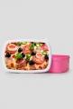 """Pudełko śniadaniowe """"Pizza"""" by FRESH TXTL"""