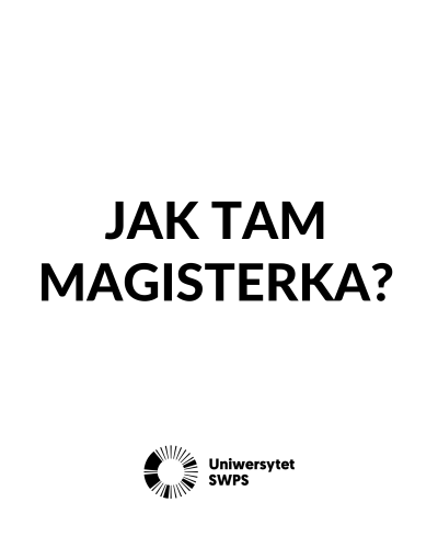MAGISTERKA - kubek
