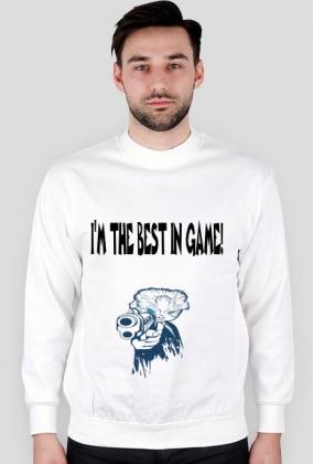 KOSZULKA ''I'M THE BEST IN GAME!