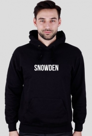 SNOWDEN HOODIE BLACK