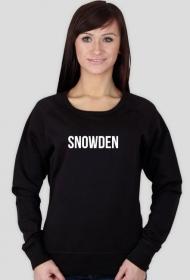 SNOWDEN SWEATSHIRT LADY BLACK